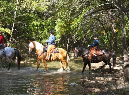 Saddle Up for St. Jude at Benbrook Stables