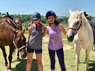 Riding Academy for August