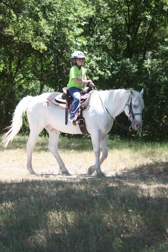 Benbrook Stables Summer Horseback Riding