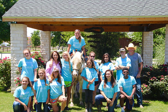 Benbrook Stables Riding Academy Riding School Horse Camp Summer Camp Spring Break Camp