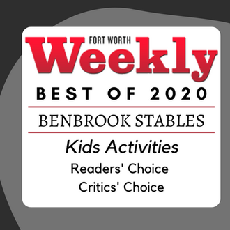 Ft. Worth Weekly, Best of 2020 Award