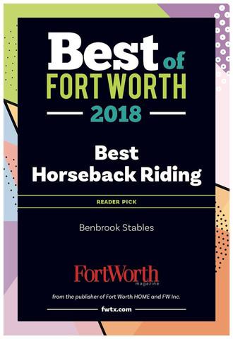 Thanks Fort Worth!