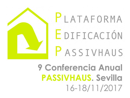 Passivlink in the 9th Spanish Passivhaus conference in Sevilla