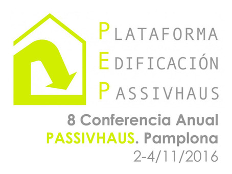 The beginning of a journey: 8th Spanish Passivhaus conference in Pamplona