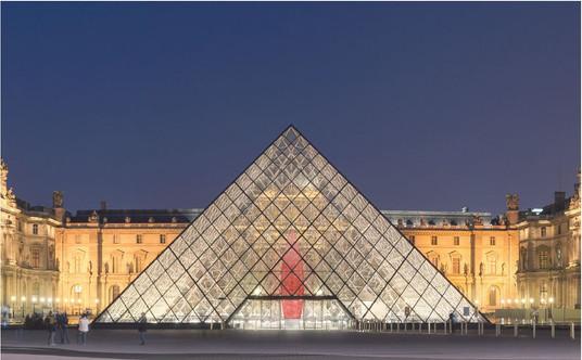 Escultura en Louvre