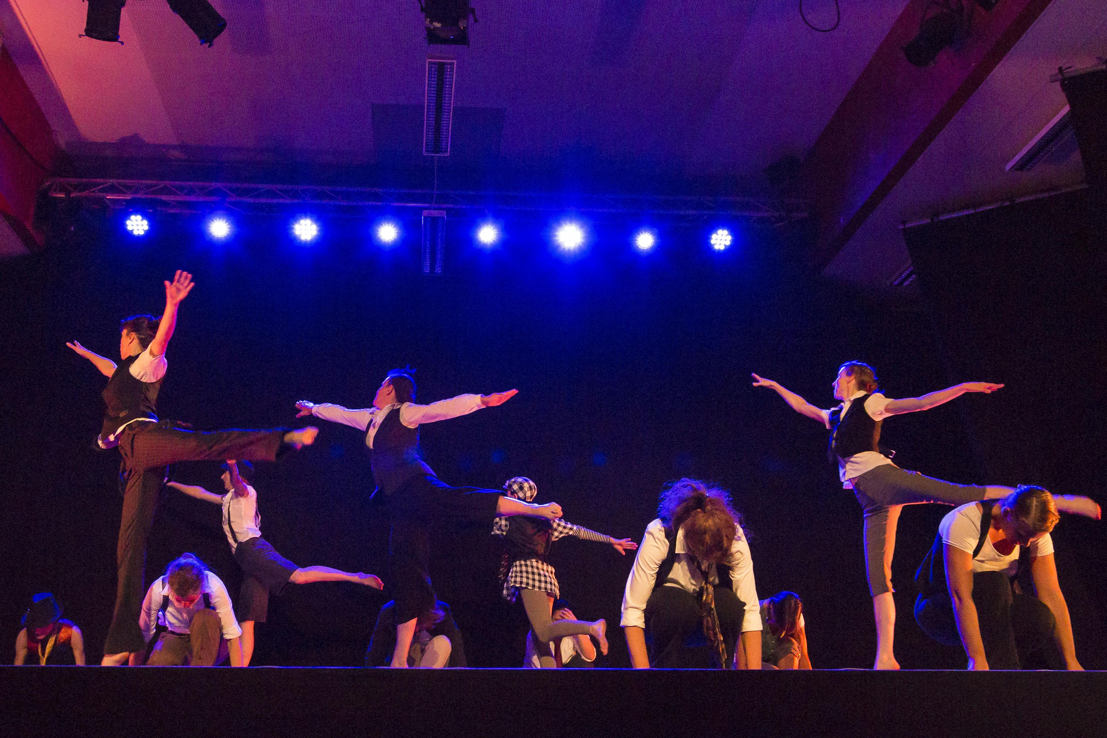 Danse contemporaine Adulte