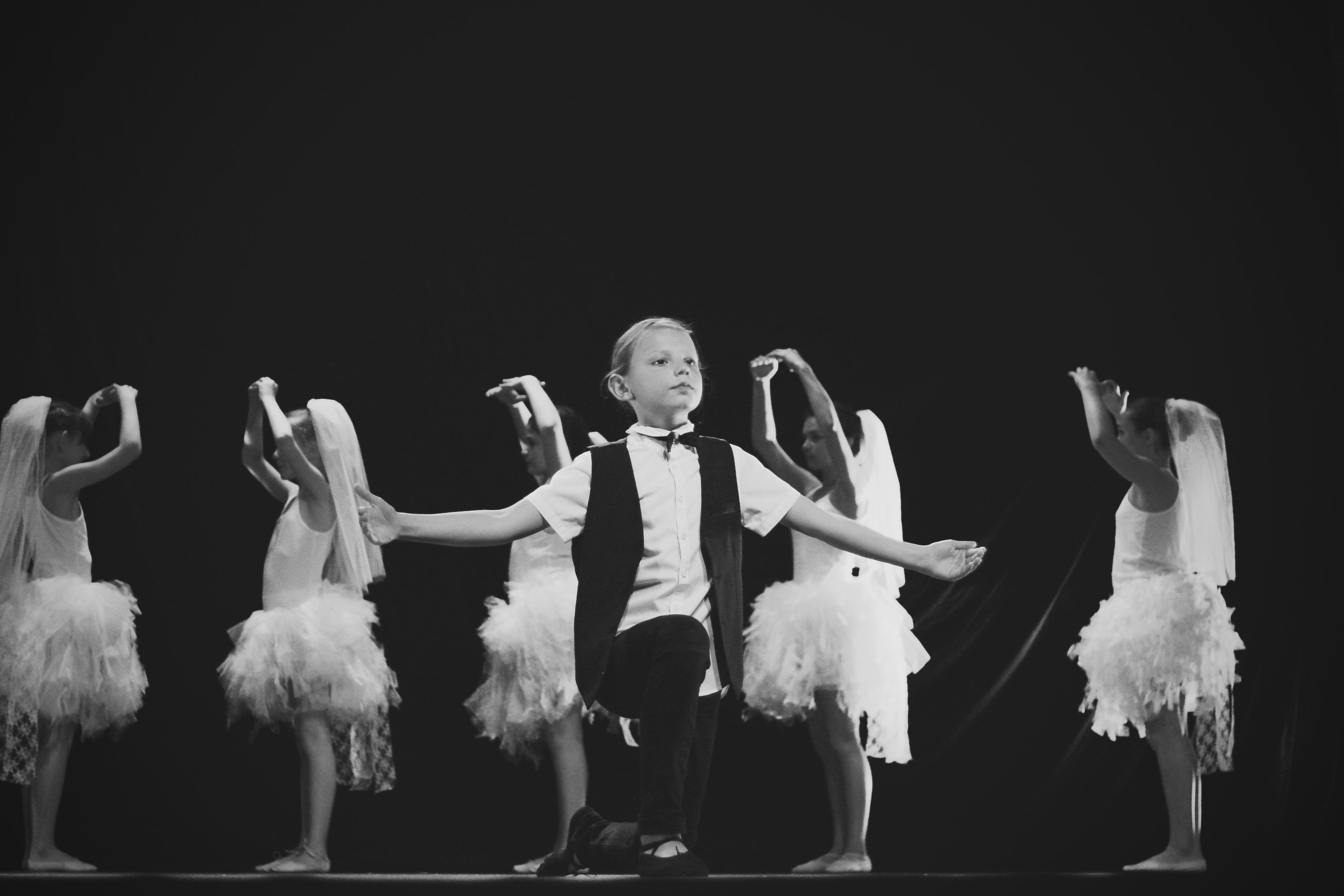 Danse classique enfant