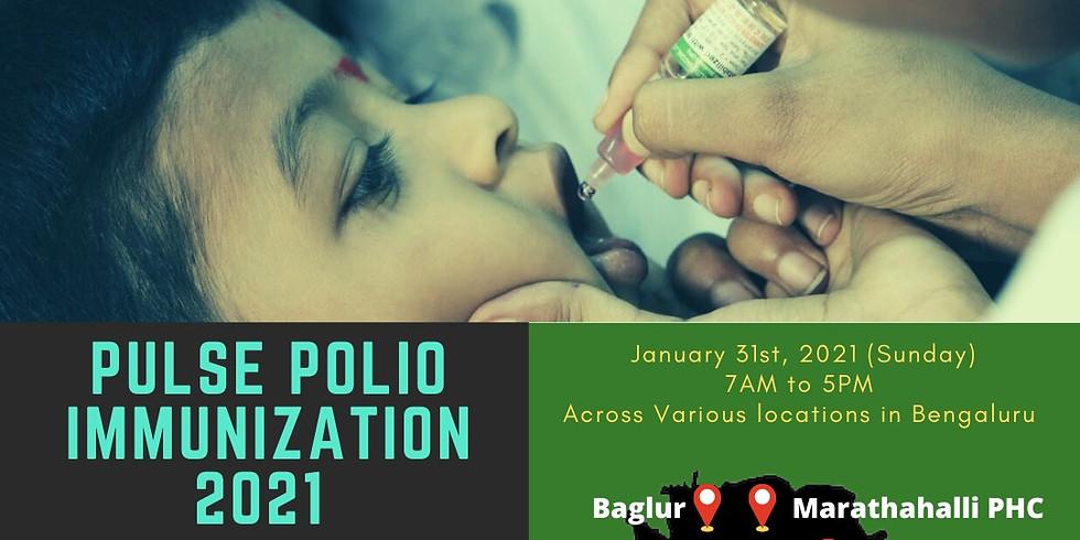 Pulse Polio Immunization 2021 (We Are Ready)