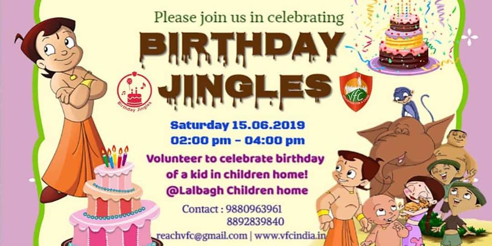 Birthday Jingles