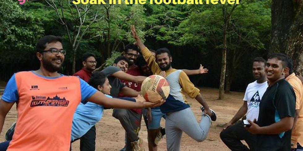 Sportivity for Volunteers