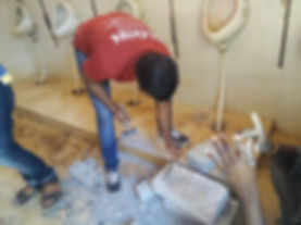 Improvement of Public Sanitation