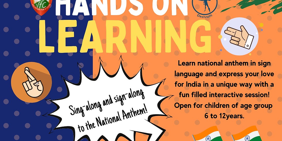 Learn National Anthem in Sign Language