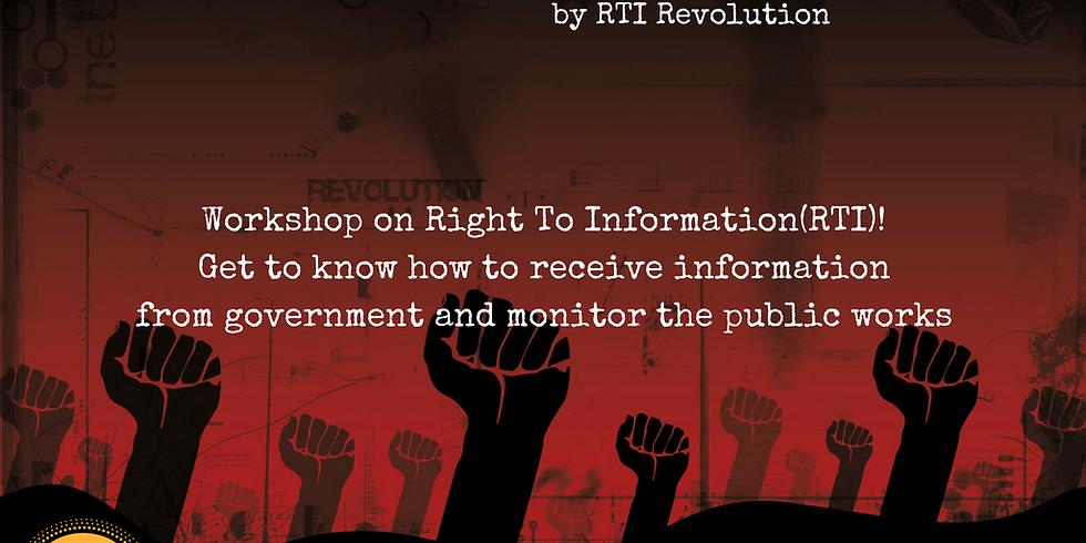 RTI Workshop!