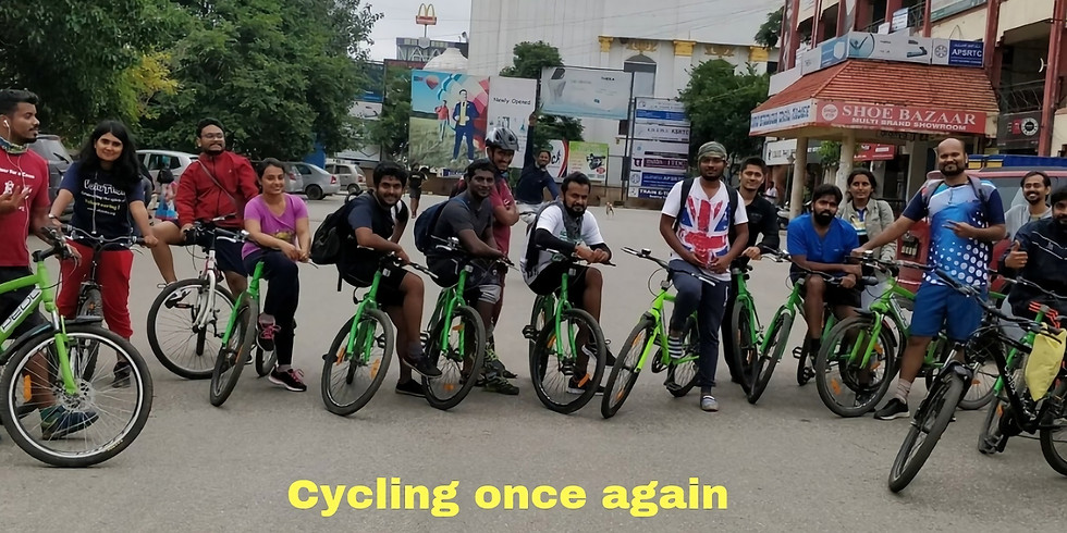 Cycling, Fun and playtime for VFC Volunteers   Sportivity