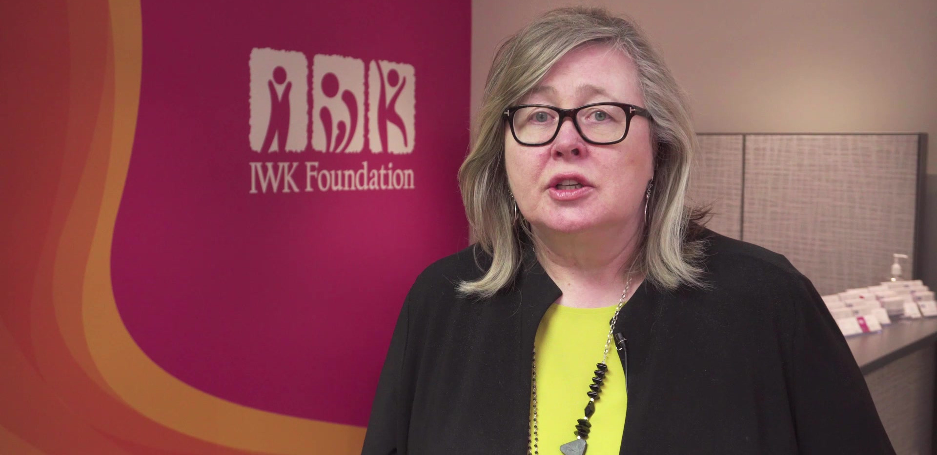 IWK Foundation - Thanks For Asking