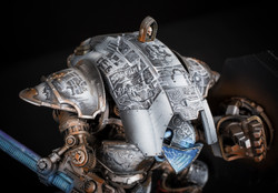 Imperial Knight, top detail