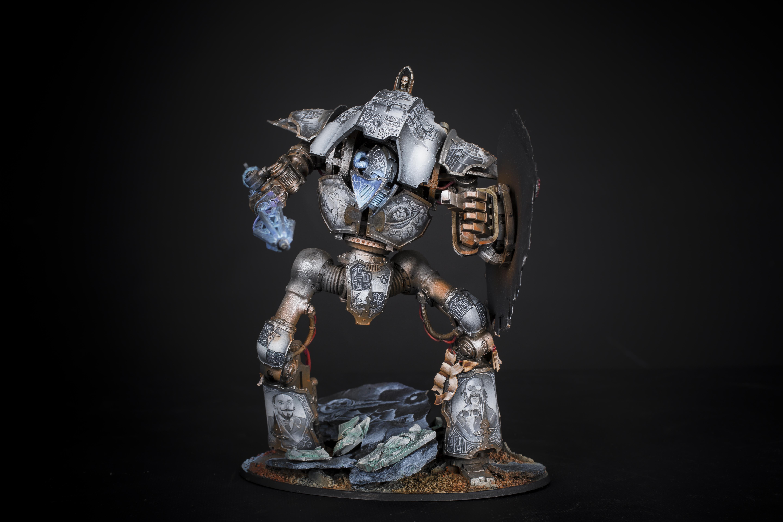 Cerastus Knight lancer, Complete pic