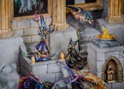 Tzeentch Sorcerers