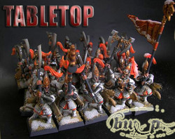 White Lions from the High Elves