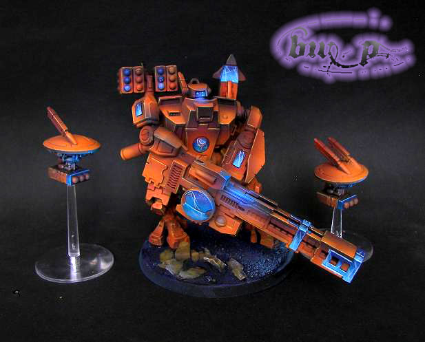 TAU Broadside battlesuite