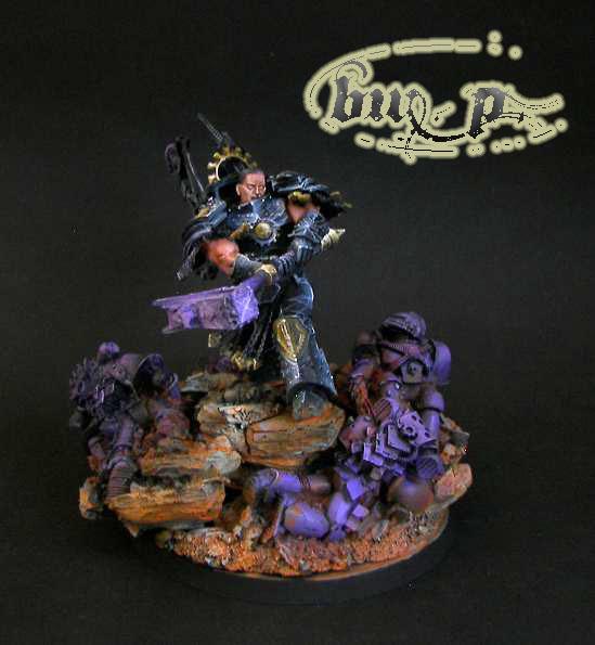 Primarch Ferrus Manus