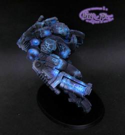 Tau ghostkeel battlesuit