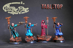 Psychers of the imperium