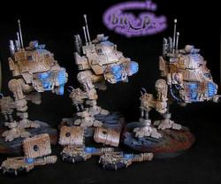 Astra Militarum Sentinels