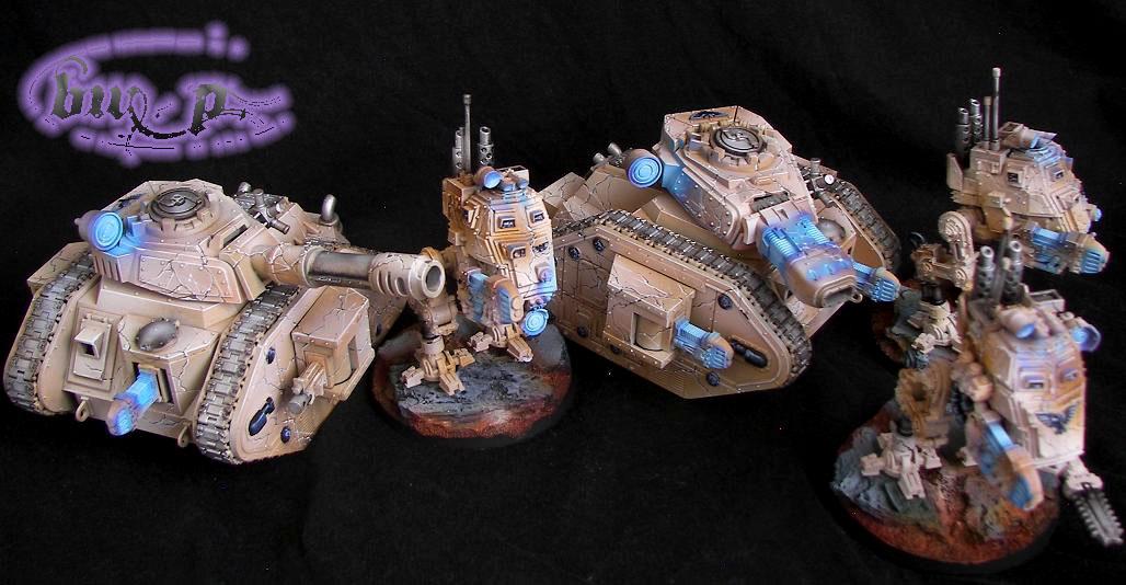 Leman russ & Sentinels