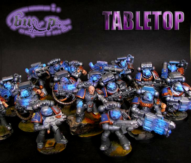 Tactic space marines
