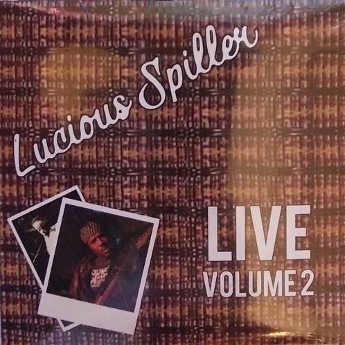 Lucious Spiller v.2 CD