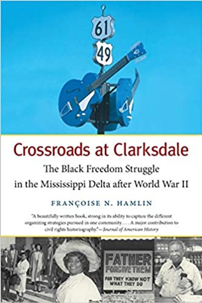 Crossroads at Clarksdale book