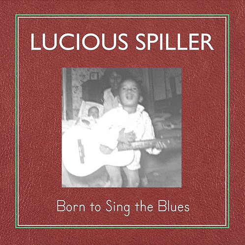 Lucious Spiller acoustic blues CD