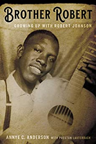 "BACK IN STOCK! ""Brother Robert"" Johnson book"