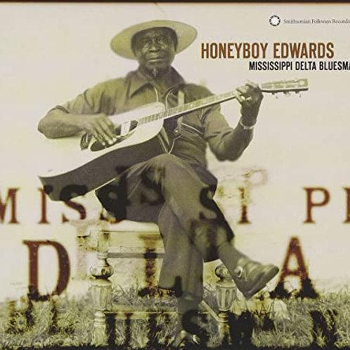 """Honeyboy Edwards """"Delta Bluesman"""" CD"""