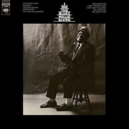 """Willie Dixon """"I Am the Blues"""" LP"""