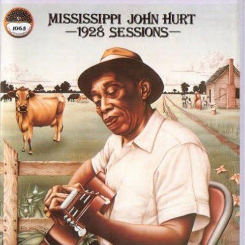 Mississippi John Hurt 1928 LP