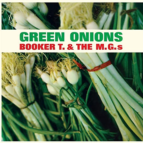 "Booker T & MGs ""Green Onions"" LP"