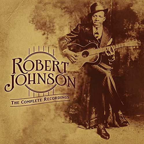 """Robert Johnson """"Centennial Edition"""" 2-CD"""