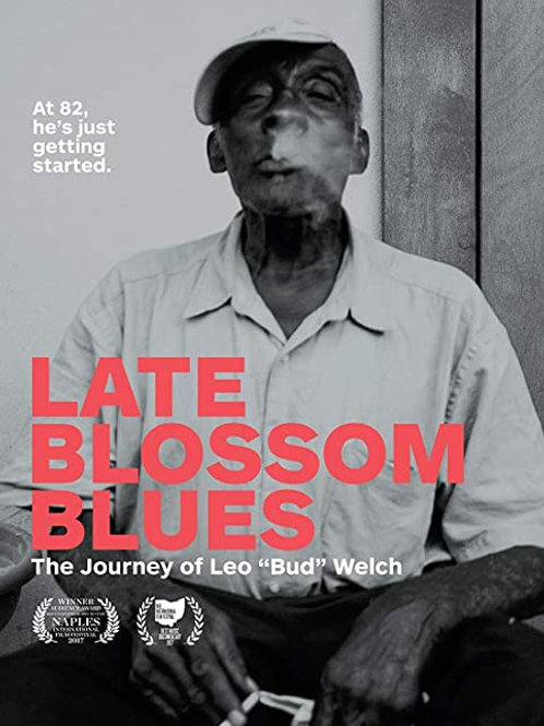 Leo Bud Welch: Late Blossom Blues DVD