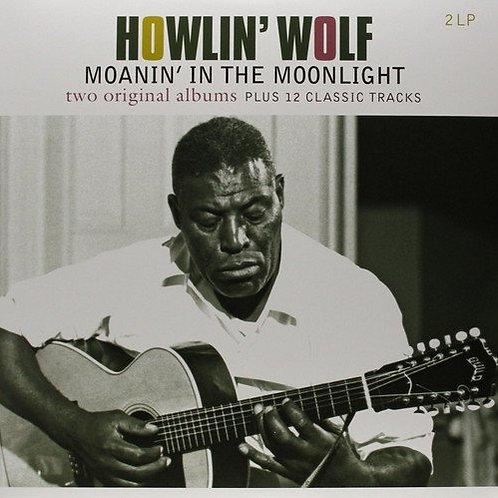 """Howlin' Wolf """"Moanin'..."""" 2-LP set"""