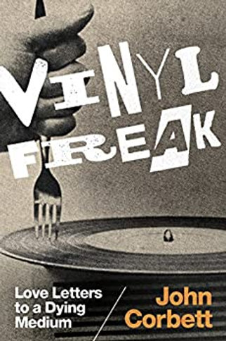 Vinyl Freak book