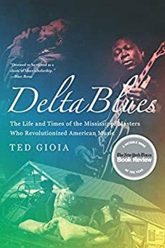 Delta Blues book