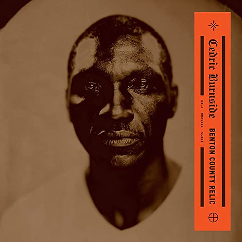 "Cedric Burnside ""Benton County"" LP"