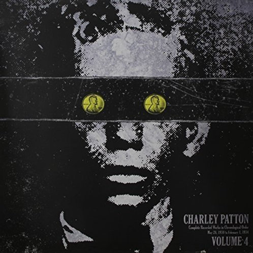 """Charley Patton """"Complete..."""" LP"""