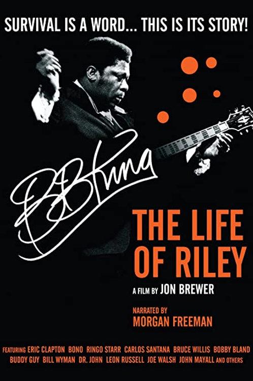 BB King: Life of Riley DVD