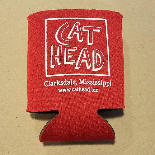 "2 ""Cat Head/Clarksdale, Mississippi"" huggie/koozies"