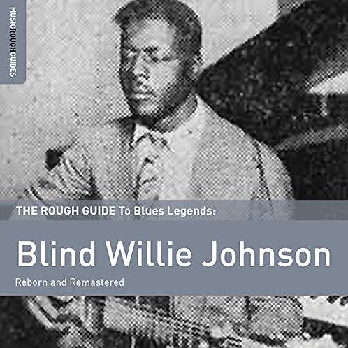 Blind Willie Johnson LP