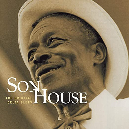"Son House ""Original Delta Blues"" CD"