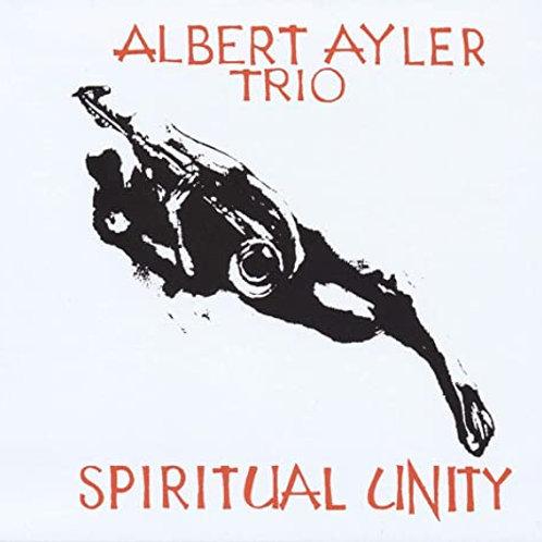 """Albert Ayler """"Spiritual Unity"""" LP"""